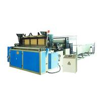Cheap Toilet Paper Rewinder Machine And Perforating Machine wholesale