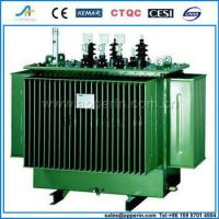 Manufacturer 200KVA pole mounted distribution transformer 11KV to 415V