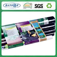 Cheap Single roll packing black landscape fabric wholesale