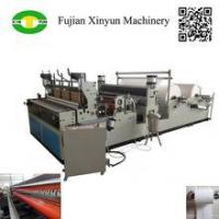 Cheap Fully Automatic toilet tissue paper making machine for sale wholesale