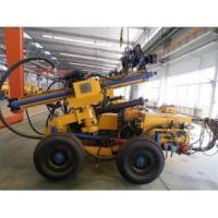 Cheap KQG-150 drilling rig Underground trackless equipment wholesale