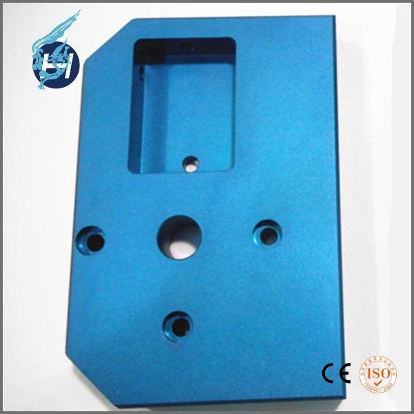 aluminium bead blast and blue anodizing products of dlhshjx