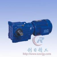 Cheap K series of spiral bevel gear reducer wholesale