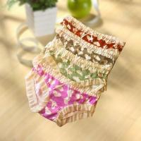 Cheap Lady heart-shaped colorful underwear wholesale