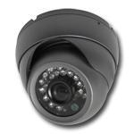 China Color Dome Camera Sony Chip 420 LOR 0.2 Lux. Tri Axis