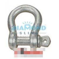 Cheap Commercial Galv. Bow Shackle European Type wholesale