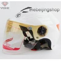 Cheap Scooter Motorcycle helmet w/ Lens, Reflective sticker wholesale