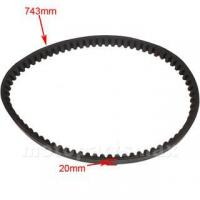 Cheap 743-20-30 Belt for GY6 150cc ATVs, Go Karts, Scooters for sale