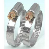 China Tello Germany Type Hose Clamp 9mm on sale