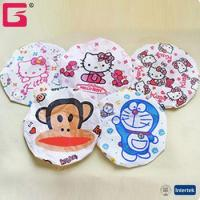 Cheap Bathroom Shower cap water proof PVC cartoon printing bath caps for woman kids wholesale