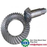 Cheap Commercial vehicle SUV HS-C1 Ratio 9 41 Spiral bevel gears used in Toyota wholesale
