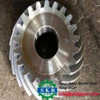 Cheap spur steering bevel gear and big bevel gears wholesale