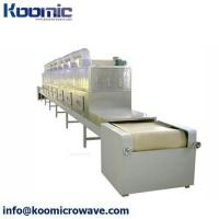 New Design Fruit and Vegetables Tunnel Type Microwave Dryer