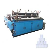 China Toilet Paper Manufacturing Machine on sale
