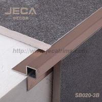 Cheap Brushed Steel Angle Trim wholesale