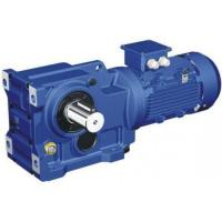 China TXK series helical gear - bevel gear reducer on sale