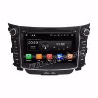 Buy cheap Zonteck ZK-8828H Hyundai i30 Android 8.0 Car DVD Multimedia GPS from wholesalers