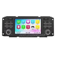 Buy cheap Zonteck ZK-5502M Jeep Chrysler Dodge Car DVD GPS Bluetooth Player from wholesalers