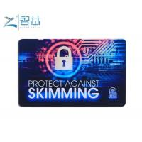 Cheap Secure Card Protect RFID Blocking Credit and Debit Card Protector wholesale