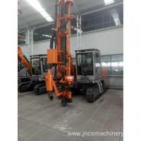 Buy cheap crawler Mounted tunnel Drilling Rig machine drill from wholesalers