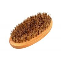 Cheap 100% Natural Boar Bristle Gives Your Beard Shiny, Groomed, Healthy Appearance wholesale
