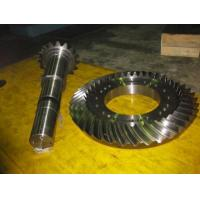 Cheap Mn13Cr2 Spiral Bevel Gear Set for Coal Mining Industry wholesale