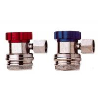 Buy cheap MANIFOLD SET / GAUGE QC-23H.L adjustable quick coupler from wholesalers