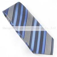 Cheap Polyester products Polyester necktie P61123LB wholesale