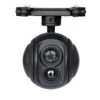 Cheap 10X thermal camera module with 3-axis gimbal for drone wholesale