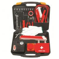 Buy cheap Car Emergency Kit with Plastic Blow Case from wholesalers