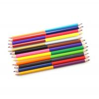 Advertisement Promotion Gifts Double Sided Color Pencil