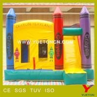 YT-B17 Inflatable pencil bouncer