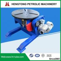 Turn Table Standard Lifting Welding Positioner