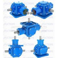 Cheap JT85 Heavy Duty 90 Degree Angle Spiral Bevel Gear Boxes wholesale