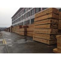 Buy cheap Anticorrosive wood length 3/4 meters thick 100-450 from wholesalers