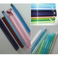 Buy cheap Hole Glass Rod from wholesalers