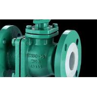 Buy cheap PTFE Lined Ball Valves from wholesalers