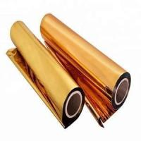 Cheap Metallized Polyester Colored Film wholesale