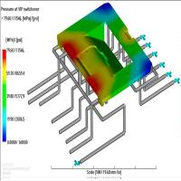 Buy cheap Mold flow to support Precision Mold design and manufacturing from wholesalers
