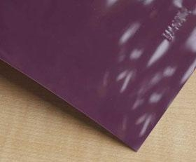 Quality Solid Color High Gloss PVC Foil for sale
