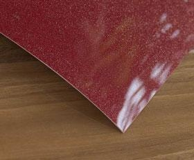 Quality High Gloss Metallic PVC Foil Sheet for sale