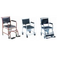 Cheap Classic Wheeled Commode chair wholesale