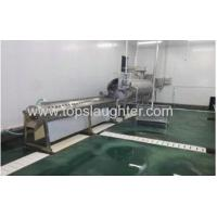 China Poultry Processing Equipment Chicken Feet Processing Line on sale