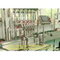 Buy cheap Touch Screen Fast Speed Linear Filling Machines And Equipment Plc Control from wholesalers