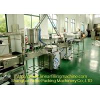 Buy cheap Customized Linear Filling Machine Bottle Filling And Capping Machine from wholesalers