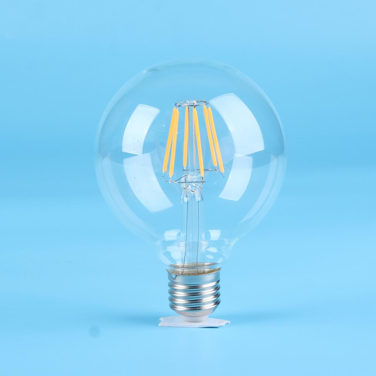 Buy cheap LED Filament Lamps G95 from wholesalers