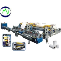 Buy cheap Full Automatic Kitchen Towel Lamination Production Line from wholesalers