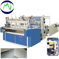 Cheap Full Automatic Kitchen Towel Machine with Lamination wholesale