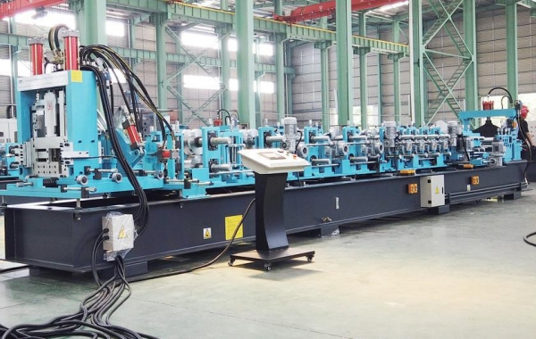 China Fully Automatic CZ Purlin Roll Forming Machine