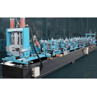 Buy cheap Semi Automatic CZ Purlin Roll Forming Machine from wholesalers